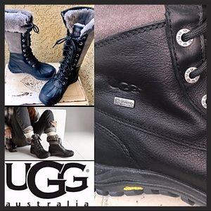 UGG Adirondack Tall Winter Boots Size 6